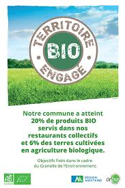 label bio engagé